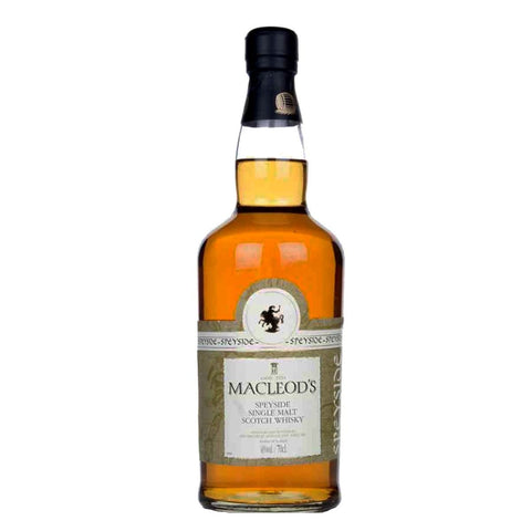 Macleods Speyside Single Malt Whisky