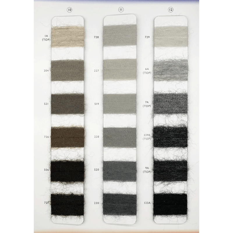 DANDE (ダンデ) 1/13<br />KID MOHAIR55% NYLON30% WOOL15%<br />C/#729