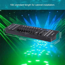 Load image into Gallery viewer, DJ Disco Operator Equipment LIXADA 192 Channels DMX512 Controller Console for Stage Light Party