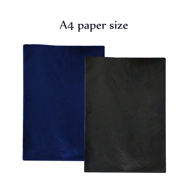 20sheets/bag Transfer Paper Graphite Carbon Painting Carbon Coated Paper