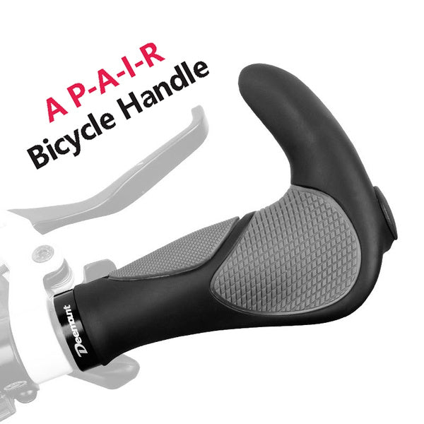 Bicycle Bike Handlebar Mountain Bike Lock-on Handlebar Cover Handle Bar End
