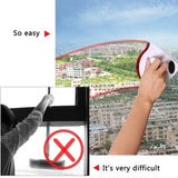 Home Window Wiper Glass Cleaner Brush Tool Double Side Magnetic Brush for Washing Window Glass Brush