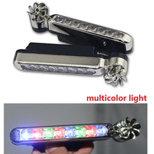 Load image into Gallery viewer, Free installation Headlight Auxiliary Decorative Wind energy lamp LED  Car Network light