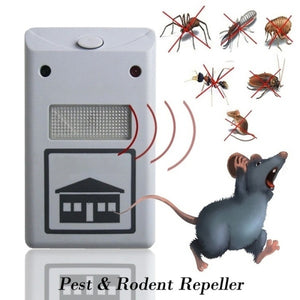 Hot Sale Ultrasonic Ultrasonic Electronic Mosquito Deratization Deinsectization Devices
