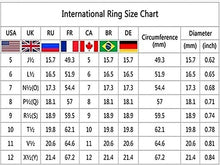 Load image into Gallery viewer, Women Glaring 925 Sterling Silver Multi-drill Diamonds Ring Wedding Engagement Rings