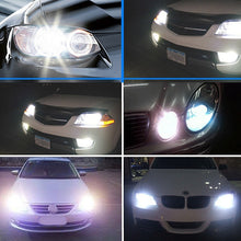 Load image into Gallery viewer, 2PCS H7 HID Xenon Light Bulbs 55W 4300/5000/6000/8000K Headlight Spot Flood Fog Lamp 3500-5500LM 9-16V