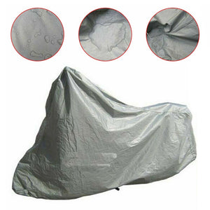 Motorcycle Protective Cover Waterproof Bike Scooter Outdoor Rain&Dust UV Proof All Season