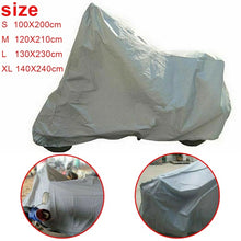 Load image into Gallery viewer, Motorcycle Protective Cover Waterproof Bike Scooter Outdoor Rain&Dust UV Proof All Season