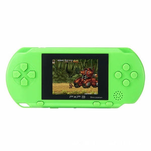 Best Selling  Handheld Game Console PXP3 Portable 2.8' 200+  Free Retro Games 16 Bit TV OUT