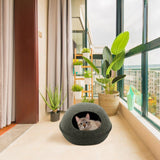 Cat Cave Pet Cave Bed Cat House for Cats Kittens Pets Nest