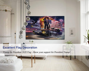 2020 Donald Trump Flag Printed Flag / Banner Keep America Great 90X150 CM