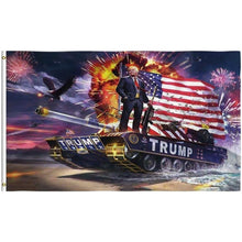 Load image into Gallery viewer, 2020 Donald Trump Flag Printed Flag / Banner Keep America Great 90X150 CM