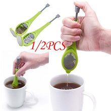 Load image into Gallery viewer, 1/2pcs creative filter tea set plastic tea set coffee filter