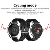 Smart Watch for Women Men ,Color Screen Activity FitnessTracker Watch with Heart Rate Monitor ,Sleep Tracker,GPS Tracking,Call Remind,Health Tracker Smartband,Waterproof Pedometer Smart Bracelet Watches for Ios Andriod Black Silver