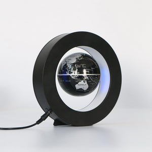 Magnetic Levitation Globe C-Shaped or O-Shaped