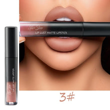Load image into Gallery viewer, Brand Allenshaw Latest 12 Colors lipsticks longlasting waterproof matte lipgloss lipstick