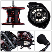 Load image into Gallery viewer, 1PC Baitcasting Reel 18+1 Ball Bearings 7.1:1 Gear Ratio Magnetic Brake Left Right Hand Lure Bass Fishing Reel