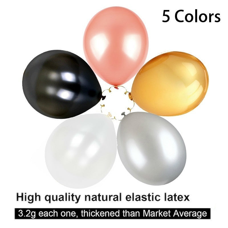 10/20/30pcs 12inch 3.2g Pearl Latex Balloons Birthday Wedding Party Decorations Helium Balloon for Home Anniversaire Globos De Fiesta