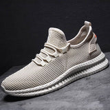 Mens Breathable Casual Sneakers Gym Running Shoes Walking Sport Lightweight Shoes