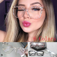 Load image into Gallery viewer, Fashion Square Glasses Frames Women Trending Styles Brand Optical Computer Glasses Oculos De Grau Feminino Armacao