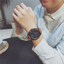 Load image into Gallery viewer, 2019 New Special Forces Men's Sports Watch Trend Personality Student Big Dial Fashion Watch