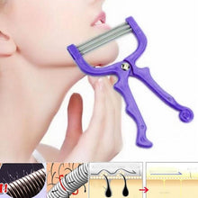 Load image into Gallery viewer, High Quality Safe Facial Epilator Hair Remover Tool Face Beauty 3 Spring Threading Removal Epilator