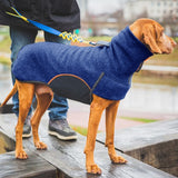 2019 Autumn Winter Pet Warm Clothes Thick Keep Warm Dog Clothes Cotton Winter Protection Dog Coat Cold Proof Jackets for Small Medium Large Dogs Pet Supplies Accessories Plus Size 6 Colors