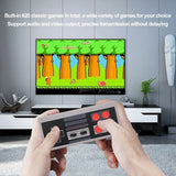 Retro Video Game Console Built-in 620 Games MININES Game Console AV Line Support TV