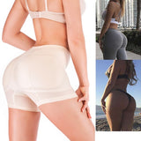 Womens Butt Lift Padded Panties Sexy Breathable Shaperwear Fitness Bodyshaping