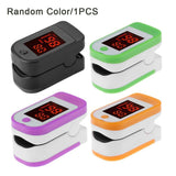 C1 OLED Display Finger Fingertip Blood Pulse Oximeter Medical Heart Rate Monitor Fingertip Pulse Oximeter