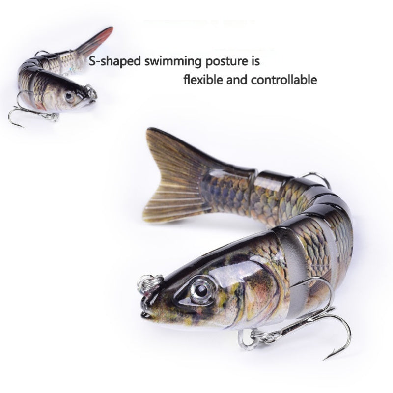 Fishing Lure Sinking Wobblers Crankbaits Hard Lure Pike Jointed Swimbait Artificial Bait Fishing Tackle Bass Trout Lures