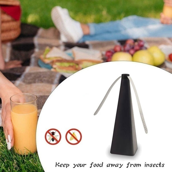 Mosquito Killer Tabletop Fly Repellent Food Meal Enjoy Outdoor Fly Repellent Fan