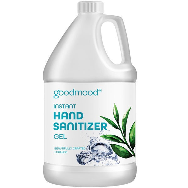Instant Hand Sanitizer Gel with Aloe Vera, BULK SIZE 1 GALLON
