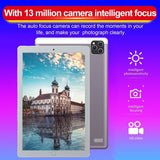 2020 Upgrade Best Tablet 2020 10.1 Inch Android Tablet Ten Core 10GB RAM+512GB ROM Wifi Tablets PC 13MP HD Dual Camera MT6582 Tablette Android PK New ipad Pro 2020  Samsung S6 tablet xiaomi huawei onn tablet PC