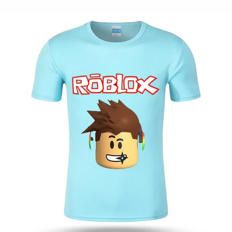 Roblox T Shirts Roblox Character Head Unisex T Shirt Tops Tee