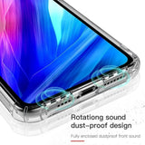 Shockproof Soft TPU Clear Phone Case For iPhone 11ProMax 11Pro 11 SE XR XS XSMax 7/8Plus 7/8 Samsung Galaxy S20Plus S20Ultra S20 S10 S10Plus Note10 Note10Pro A71 A51 A50 A10 A70 A20 A90 Huawei P20Lite P30 P30Pro P30Lite Mate20Pro Etc