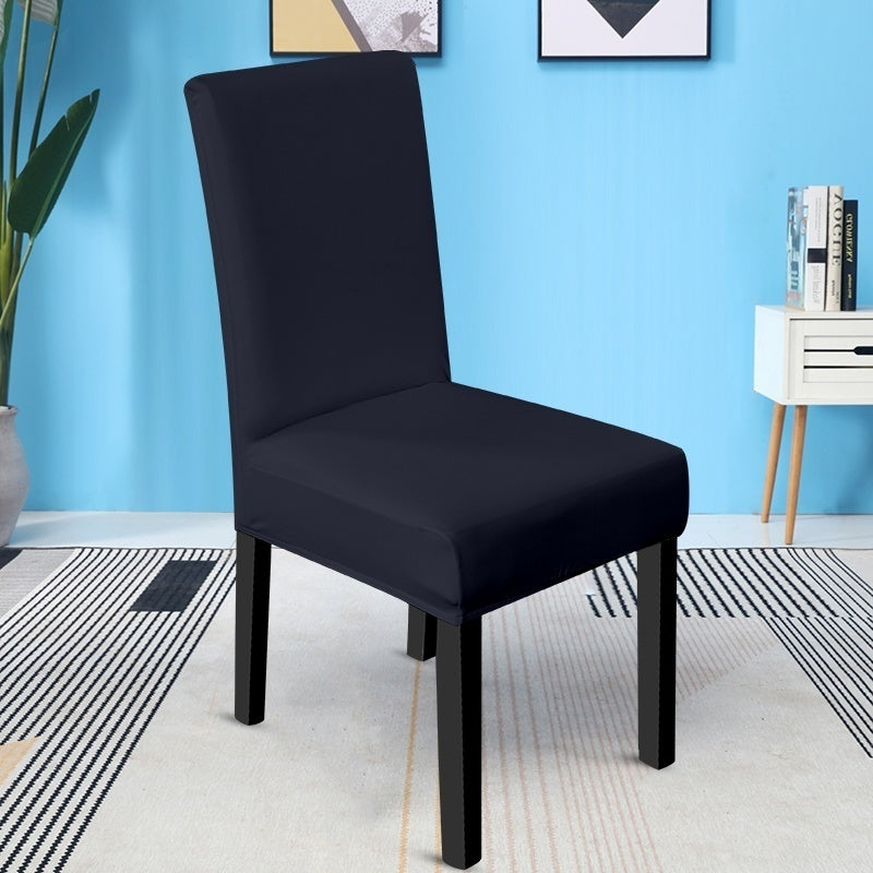Spandex Elastic Waterproof Dining Chair Slipcover Modern Removable Anti-dirty Kitchen Seat Case Stretch Chair Cover for Banquet