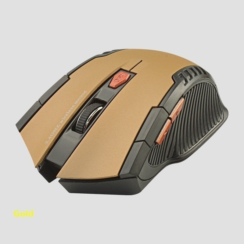 1 Pcs USB 2.4GHZ Wireless Mouse Gaming Mouse Laptop Accessories Computer Mouse