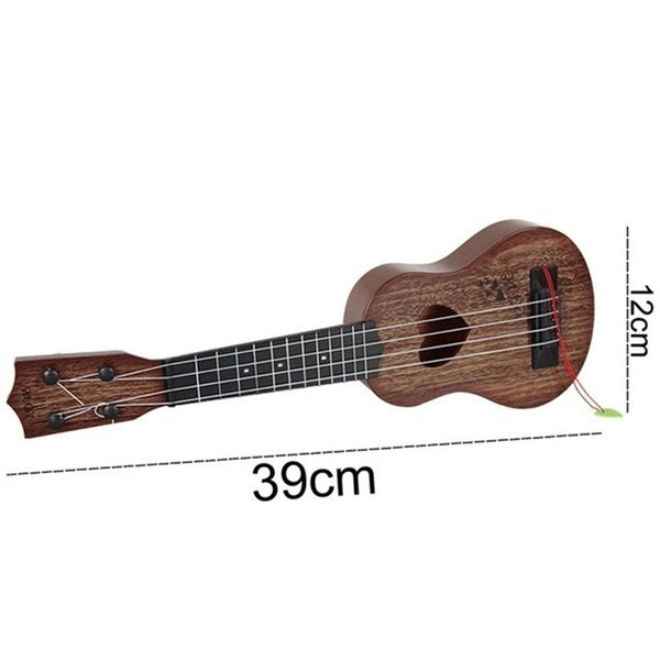 S/L Beginner Classical Ukulele Guitar Musical Instrument Educational Toy For Kids Concert Clip on Tuner Solo Playing Singing Karaoke