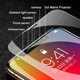 3PCS Tempered Glass For iPhone 12 Pro Max Screen Protector Glass On For iPhone 12 Max 12 Pro 12 11 Pro 11 Pro Max XS Max XS XR Protection Film