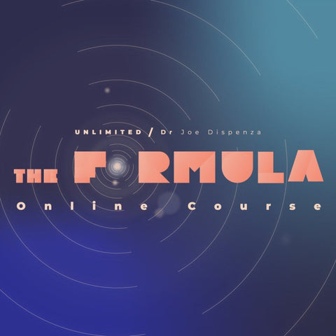 The Formula Online Course by Dr Joe Dispenza