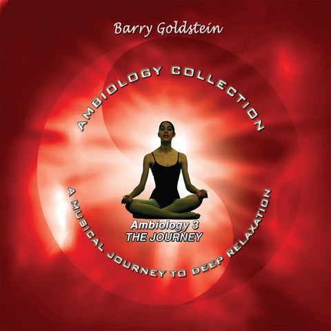 Ambiology 3: The Journey by Barry Goldstein (Music Compilation)