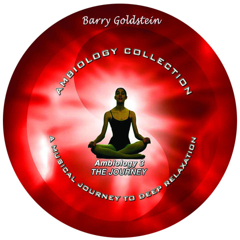 Ambiology 3: The Journey by Barry Goldstein (Music compilation CD)