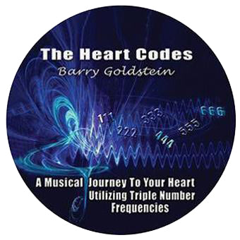 The Heart Codes by Barry Goldstein (Music Compilation CD)