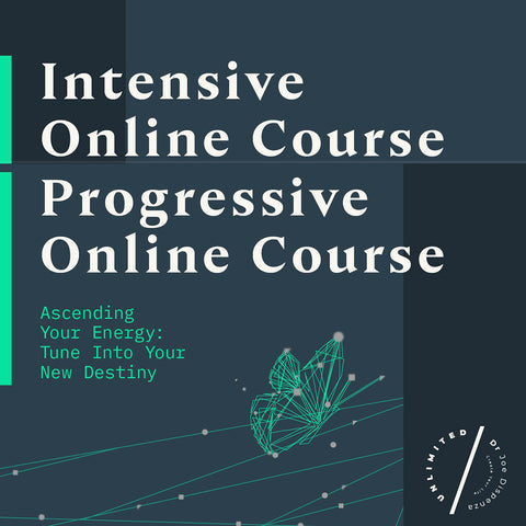 Progressive and Intensive Online Course Bundle by Dr Joe Dispenza