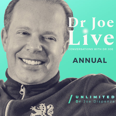 Dr Joe Live Membership - English - Annual