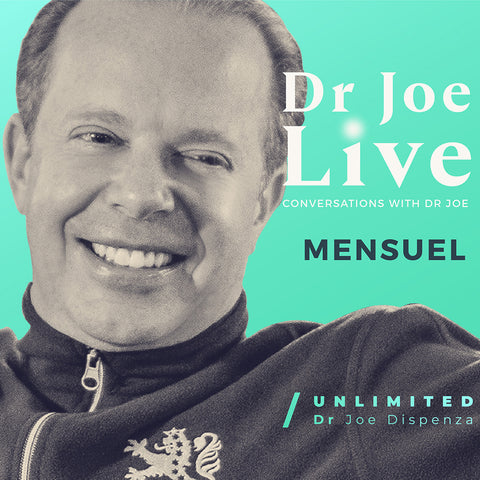 Dr Joe Live Membership - French - Monthly