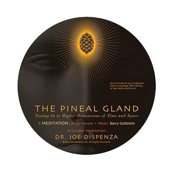 The Pineal Gland: Tuning In To Higher Dimensions of Time and Space by Dr Joe Dispenza (Meditation CD)