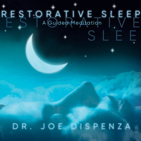 Restorative Sleep by Dr Joe Dispenza (Meditation)