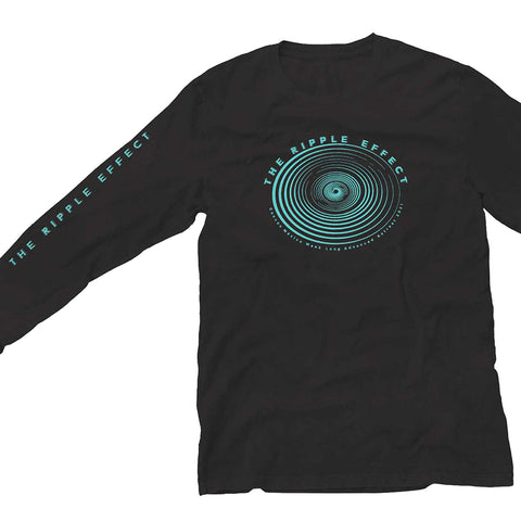 Unisex The Ripple Effect Shirt, Long Sleeve